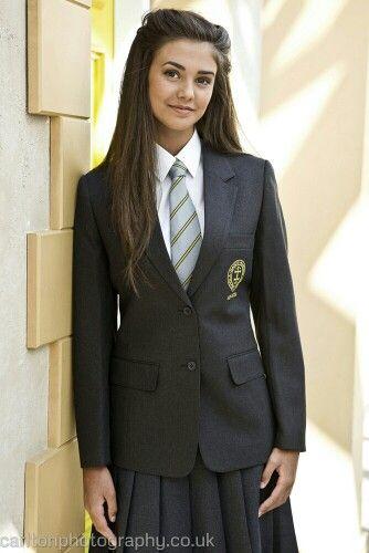 Trutex School Uniform Girls Contemporary Blazer