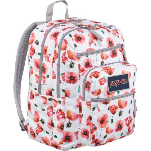 Jansport Big Student Backpack Backpacks Pinterest Backpacks