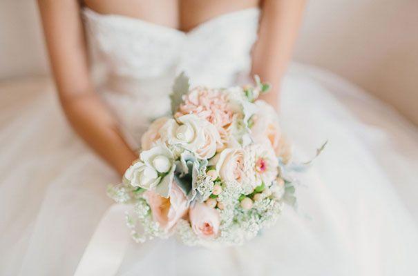 SHOW ME: ELEGANT COUNTRY WEDDING INSPIRATION  #blush #pink #cream #white #wedding #bridal #flowers #bride