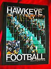 IOWA HAWKEYES 1981 FOOTBALL PROGRAM IOWA vs. MINNESOTA-FRY ERA-ROSE BOWL YEAR - 1981, Bowl, ERAROSE, FOOTBALL, Hawkeyes, Iowa, MINNESOTAFRY, PROGRAM, year
