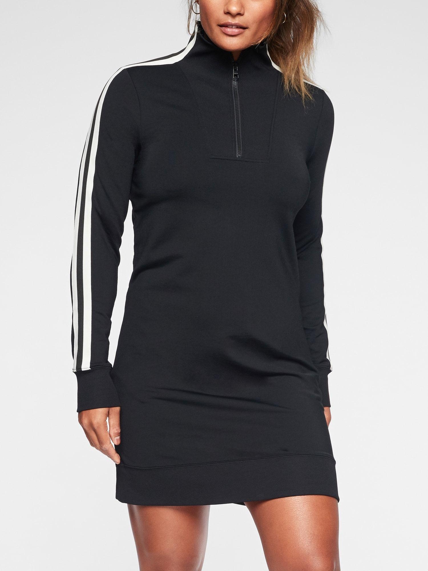 13f118afbb9 Circa Track Sweatshirt Dress in 2019