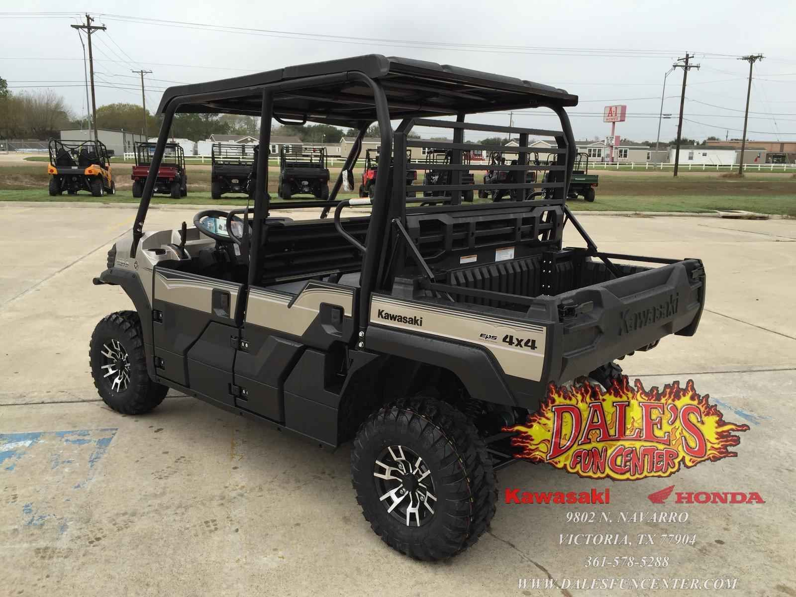 new 2017 kawasaki mule pro-fxt ranch edition atvs for sale in