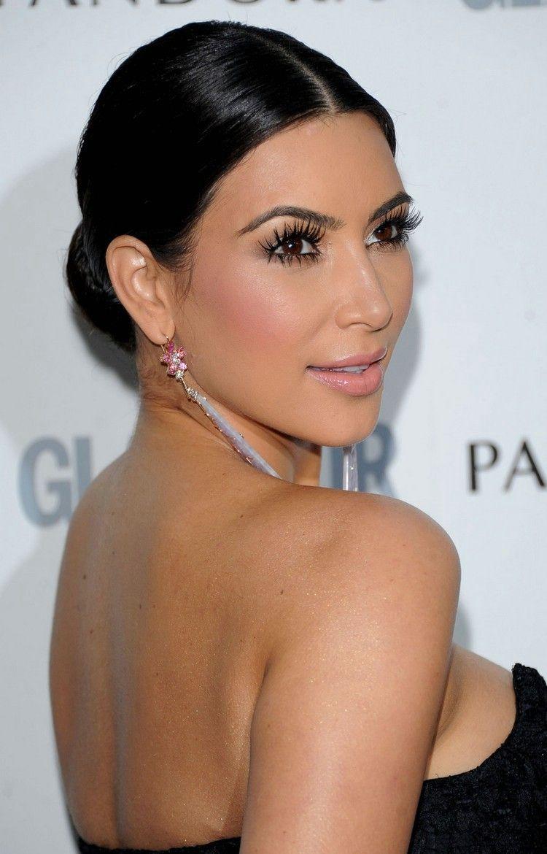 Kim Kardashian Hair Styles Kim Kardashian Hair