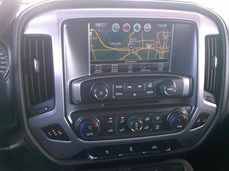 mainImage 2017 gmc sierra 1500, Gmc sierra 1500, Car radio