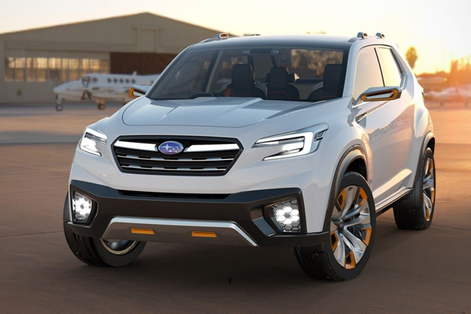 New Generation Subaru Forester In 2020 Subaru Forester Subaru Tribeca Subaru