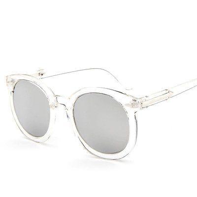 Vintage Antique Frame Eyewear Mirrored Sunglasses Glasses | Vintage ...