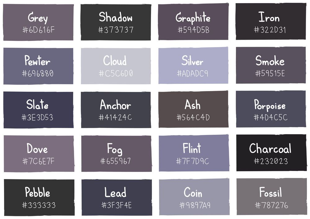 40 Living Rooms With Gray Couches Photos Shades Of Gray Color Grey Colour Chart Colors That Compliment Grey Best background colors for html