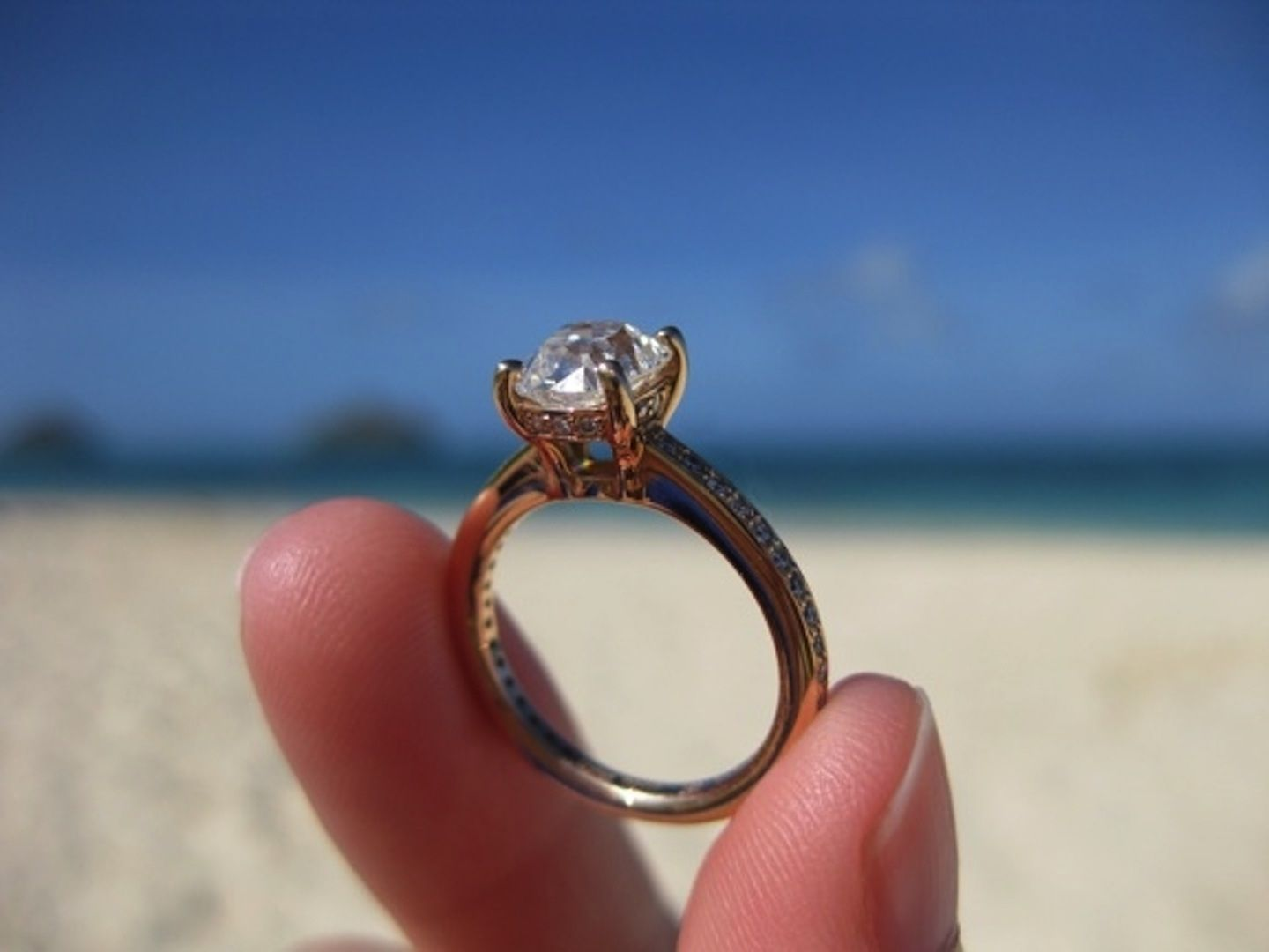 Average Weight Of A Diamond Engagement Ring Ring Pinterest
