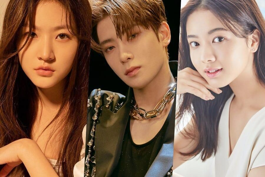 """Kim Sae Ron Leaves Cast Lineup For """"Dear.M"""" Starring NCT's Jaehyun + Noh Jung Ui In Talks To Join Drama"""