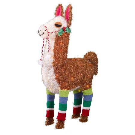 837eacbf4 I never knew I wanted a Christmas Llama... until now. 32