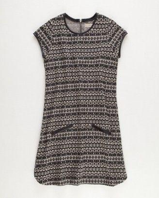 Trucco - Vestido geométrico