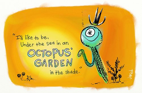 """Octopus Garden"" by The Beatles"