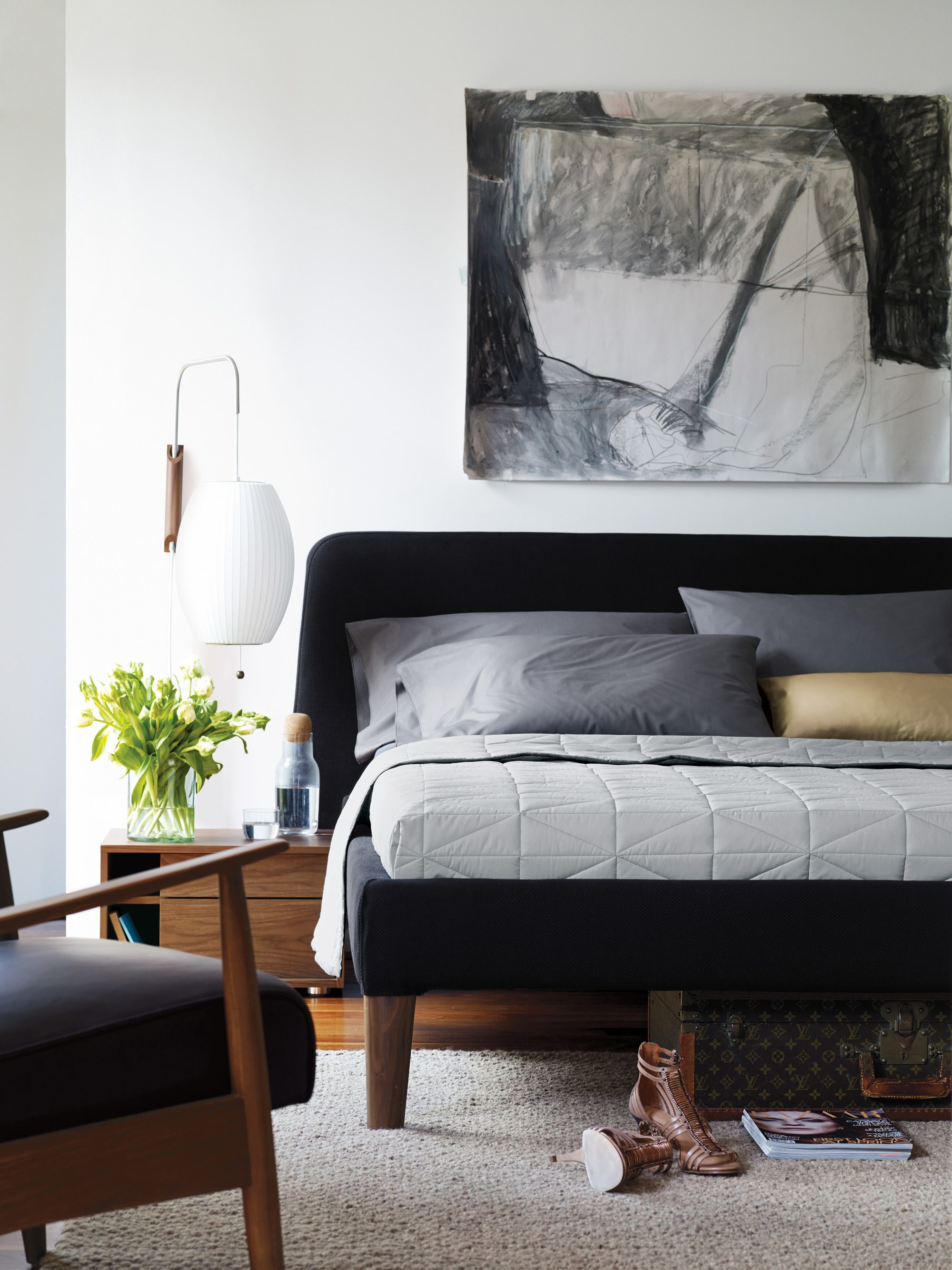 We Have Everything You Need To Make The Modern Bed(Room)