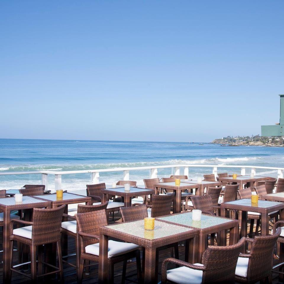 View From The Deck Laguna Beach Restaurants Laguna Beach