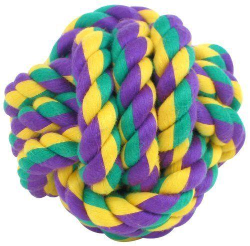Multipet Nuts for Knots Ball Medium Dog Toy by Multi Pet, http://www.amazon.com/dp/B00078Y3US/ref=cm_sw_r_pi_dp_JsBdrb1MT3NJT