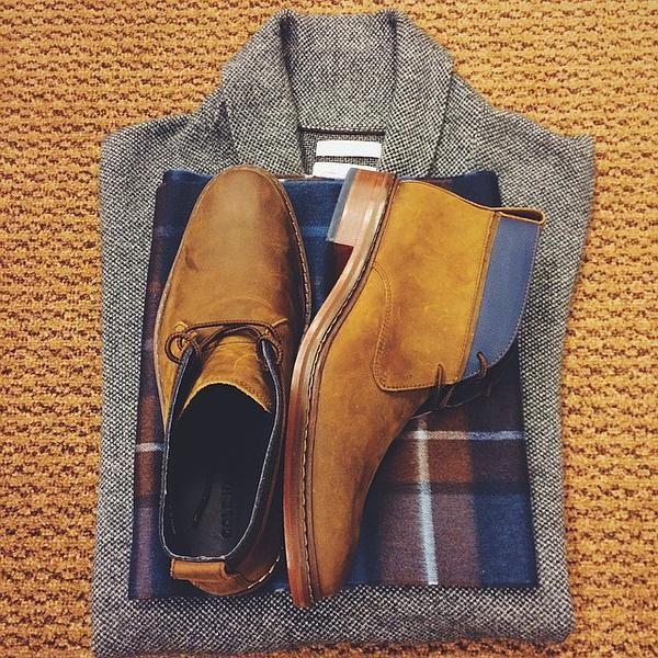Colton\' Chukka Boot | Cole haan air and Chukka boot