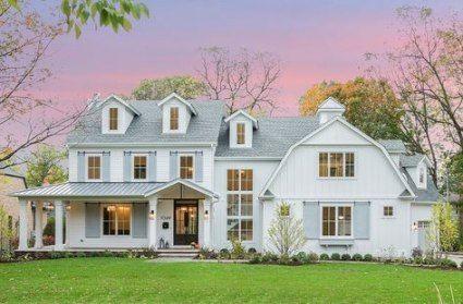 Exterior Siding Ideas Country Shutters 23 Best Ideas Exterior White Farmhouse Exterior Dream House Exterior