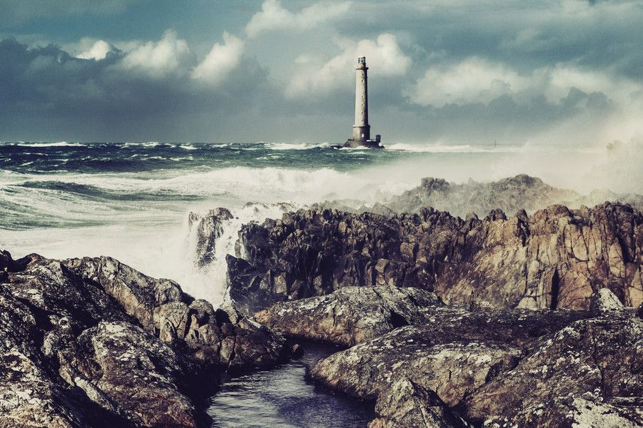 Plein phare by Lucien Vatynan on 500px