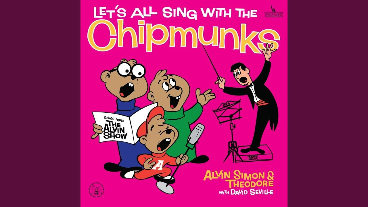 The Chipmunk Song (Christmas Don't Be Late) | Good morning song, Alvin and the chipmunks, Songs