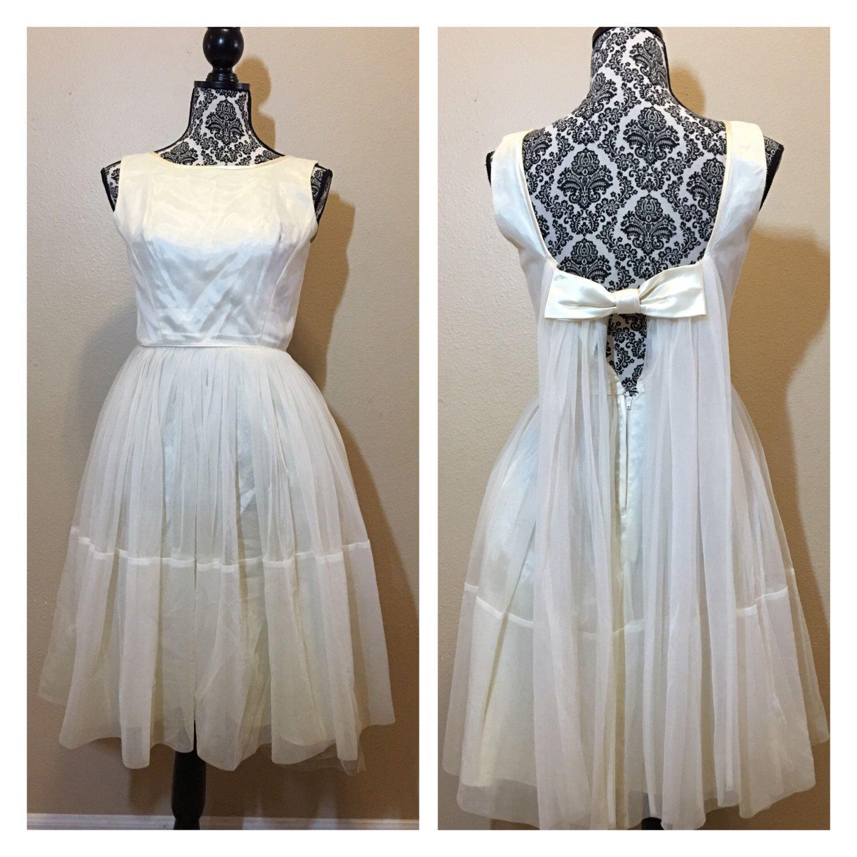 Vintage 1950s short wedding dress httpsetsylisting vintage 1950s short wedding dress httpsetsylisting sciox Choice Image
