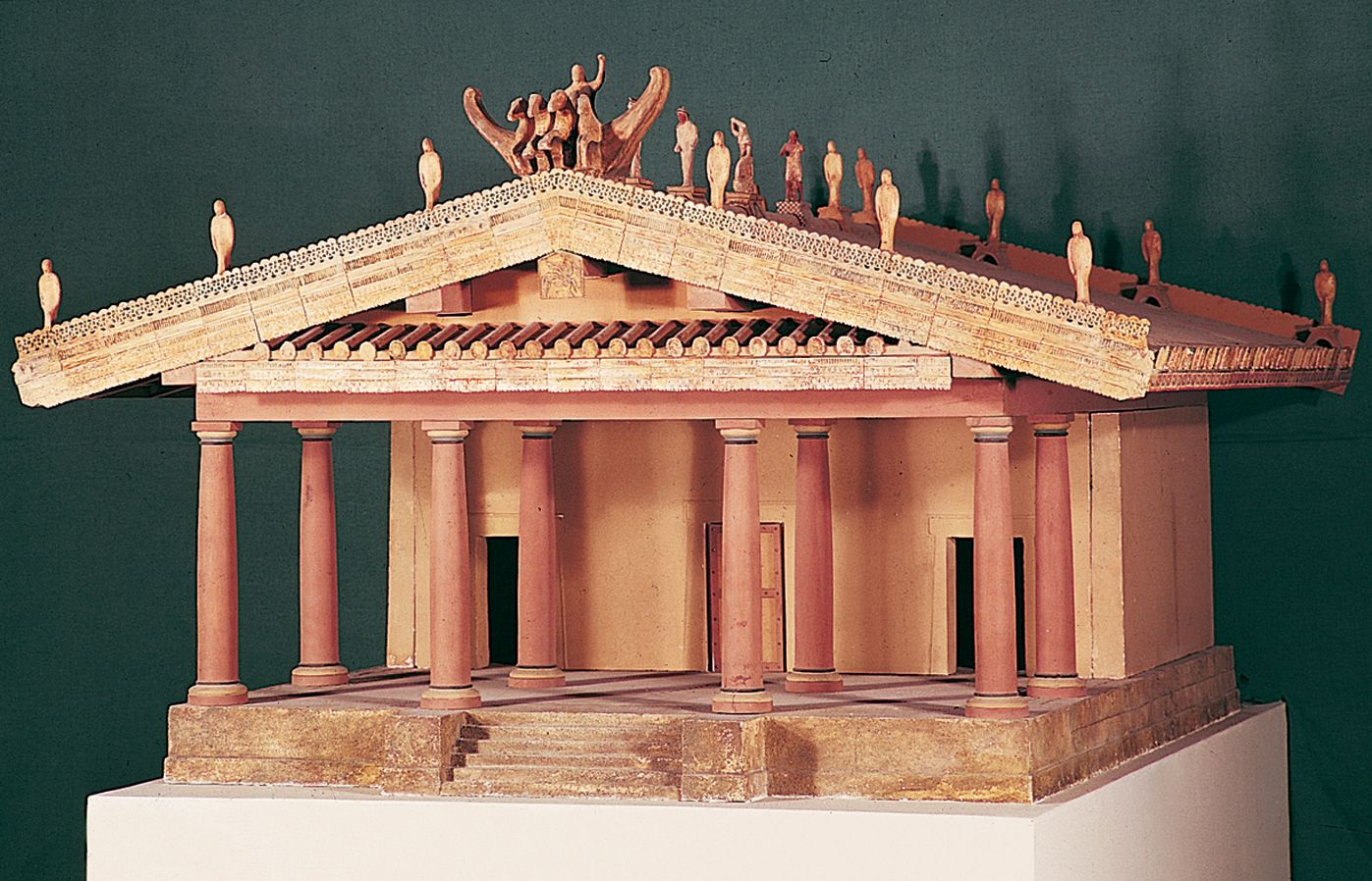 Temple Of Portonaccio Stock Photos and Pictures | Getty Images