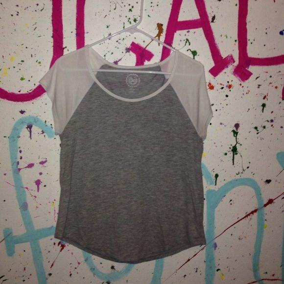 shirt slight piling juniors large..{56 days until donating} SO Tops Tees - Short Sleeve