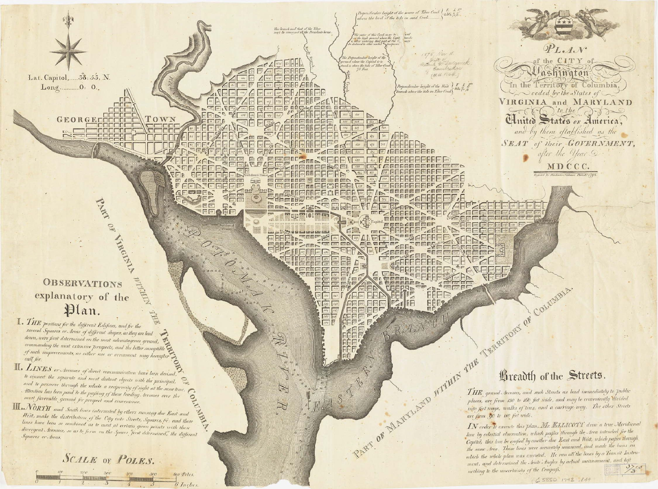 Ellicott S City Plan For The Constitution