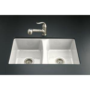 White Cast Iron Undermount Kitchen Sinks   http ...