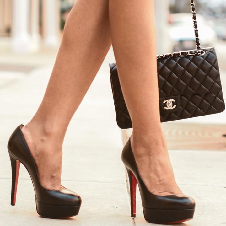 official photos 1be1c 01e0a Bianca heels by Christian Louboutin <3 #heels #shoes #losan ...