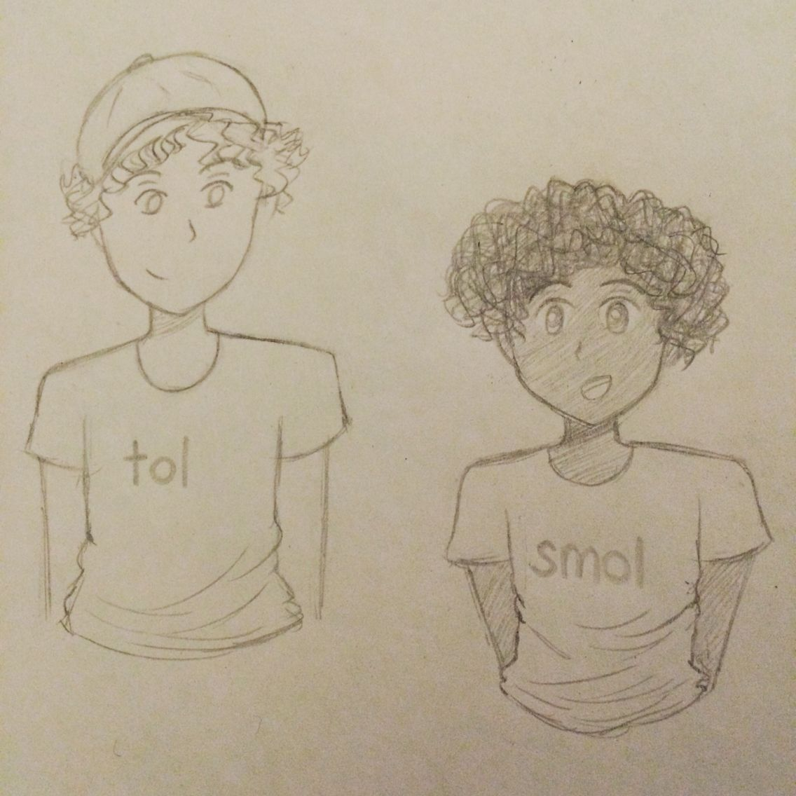 Stanley And Zero From Holes Zero Is Really Short Xd