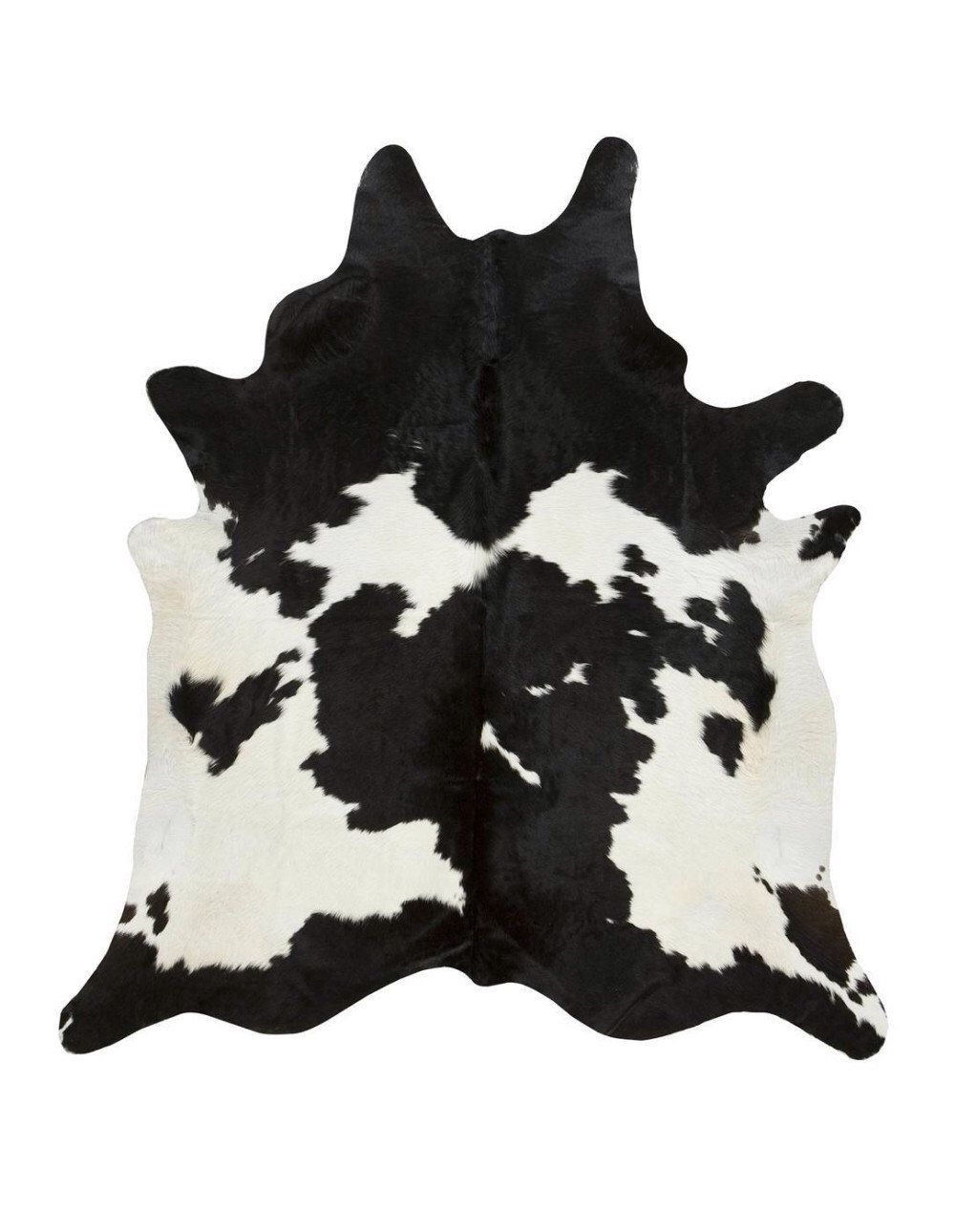 Big Customized Fur Rug With Original Color And Natural Shape Rugs Charpet Leather Cow White Cowhide Rug Black White Cowhide Rug Cow Hide Rug