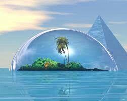 Bubble Island Beautiful Nature Pictures Nature Wallpaper Inspirational Desktop Wallpaper