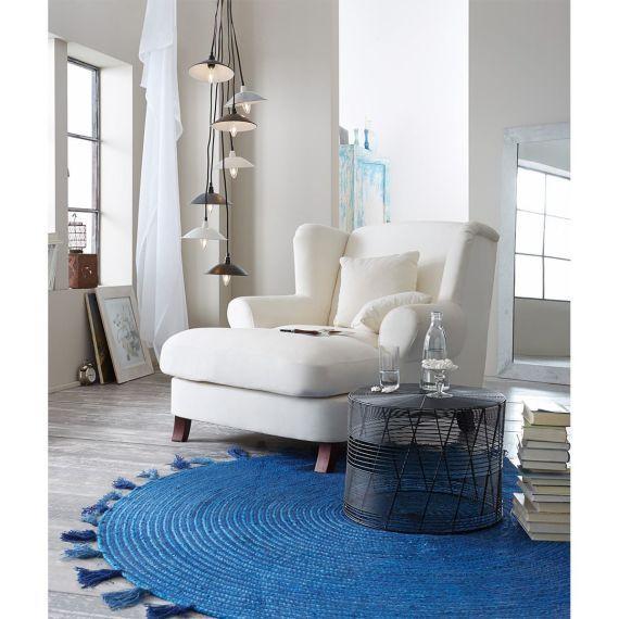 Mit Diesem Sessel Der Marke IMPRESSIONEN Living Wird Ihnen Das Ganz Leicht  Fallen. Und Dank Seines Ansprechenden Designs Verschönert Er Zudem Auch Ihr  ...