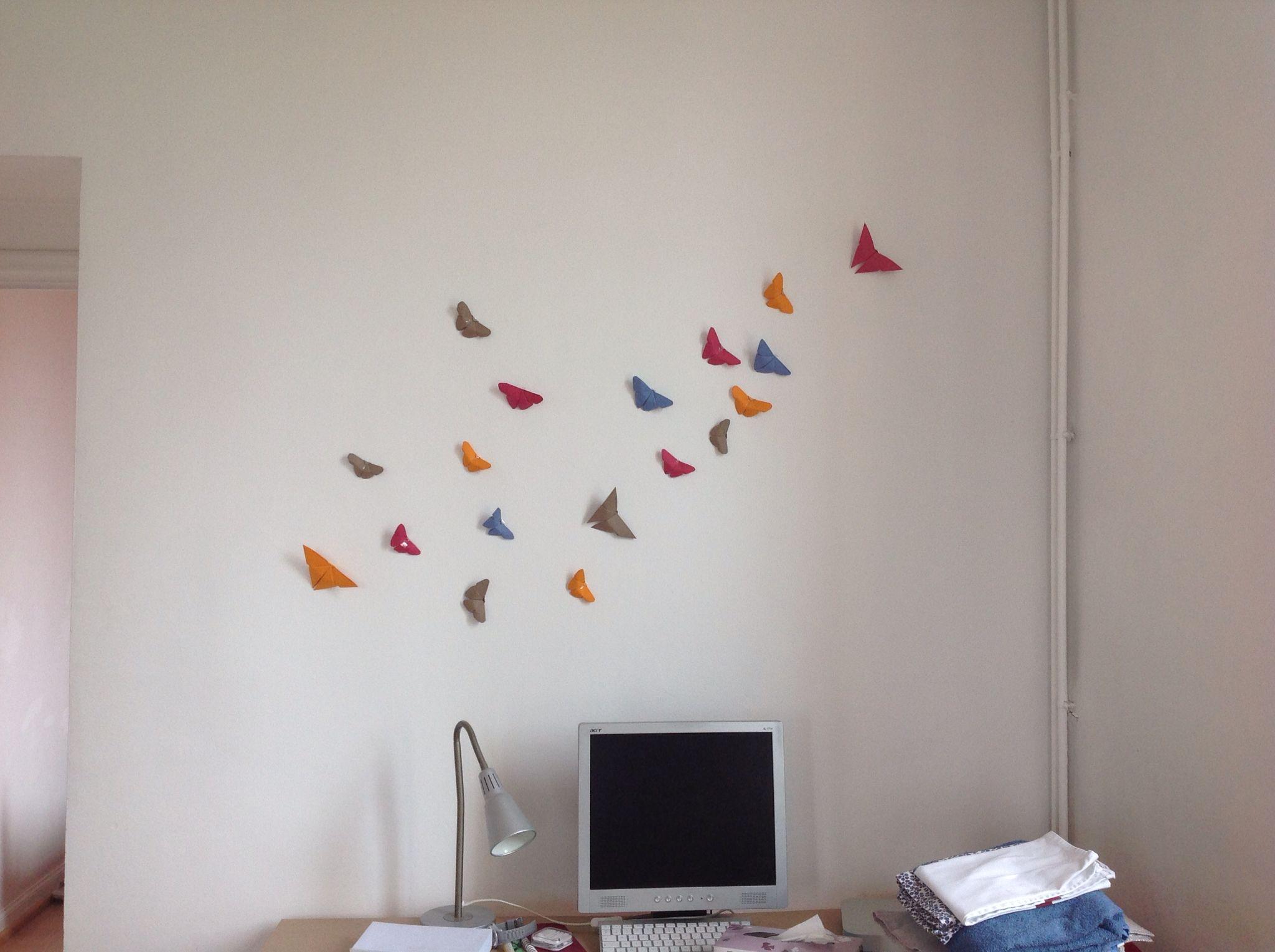 Vol de papillons