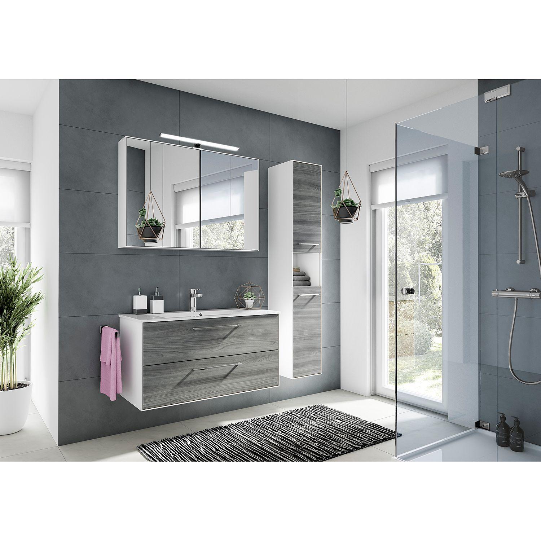 home24 Badezimmerset Fokus 3065 V (2-teilig ...