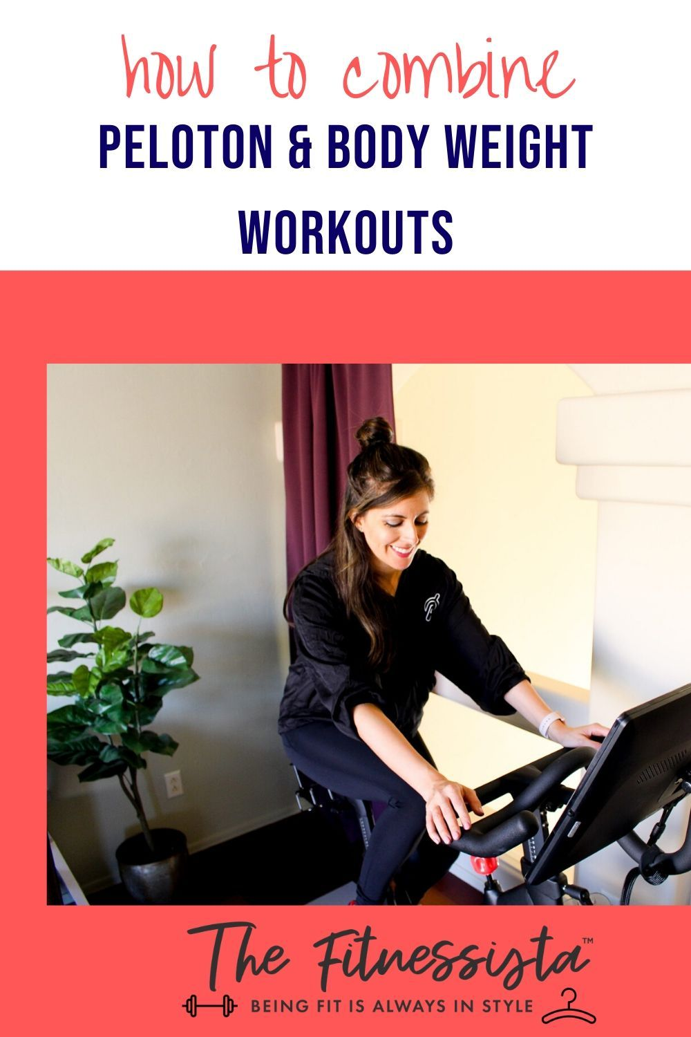 How to combine peloton with other workouts sample