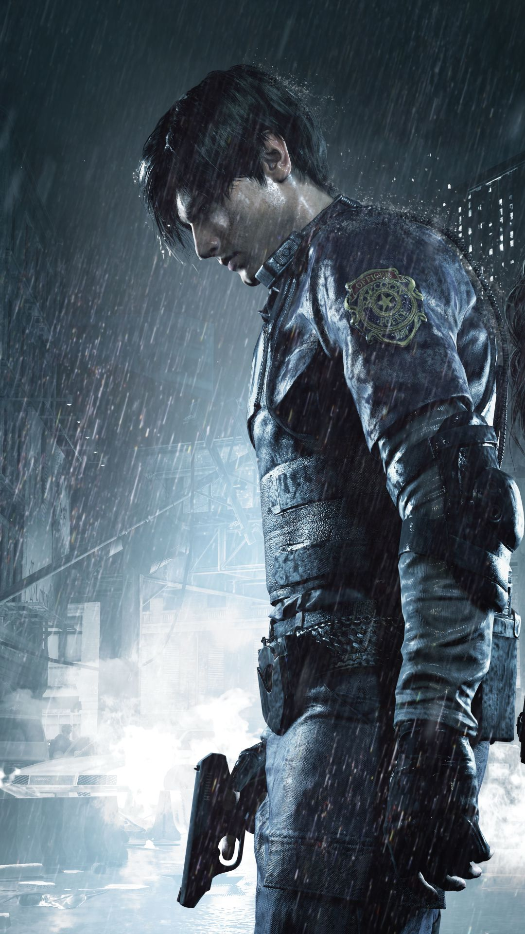 Hd Wallpaper 89 Com Imagens Resident Evil Jogos Personagens