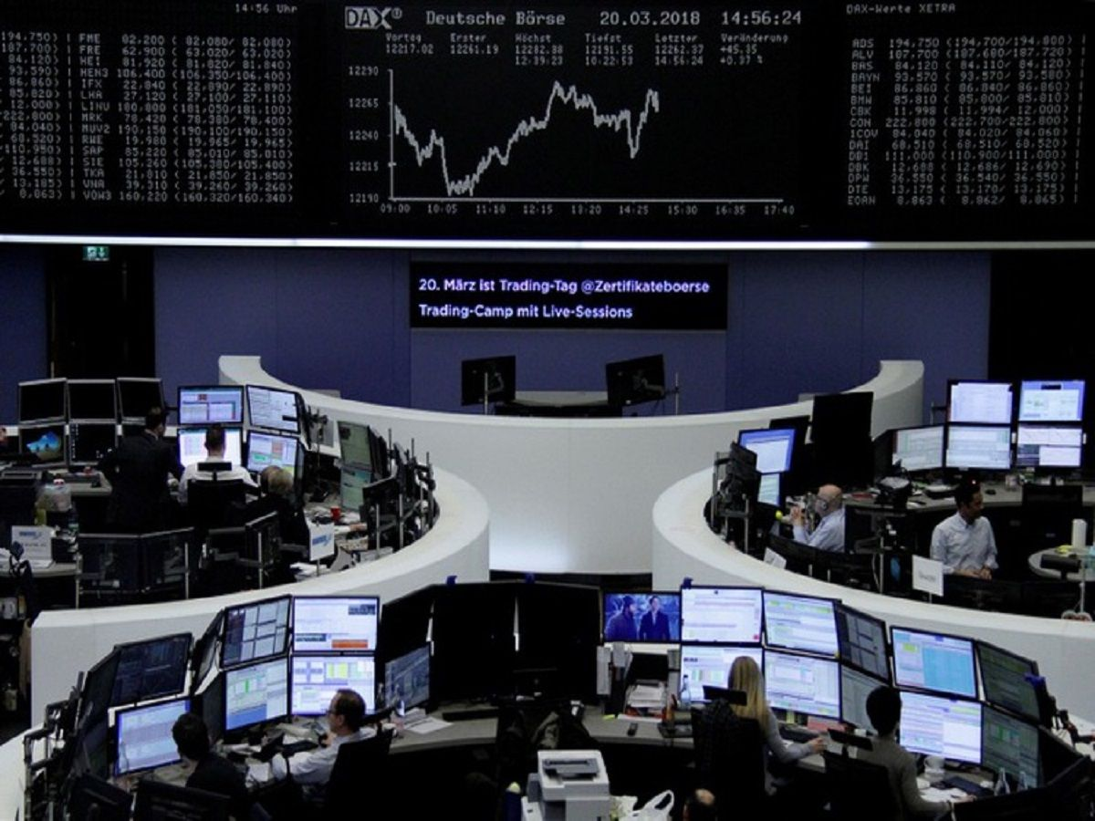 European shares rise after China's Xi backs away from
