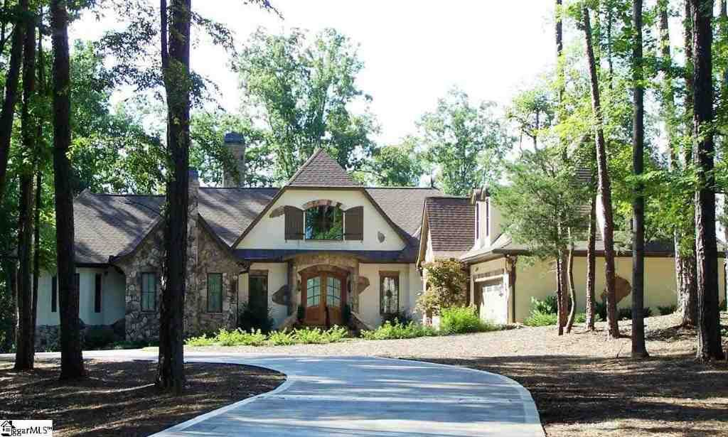 mountain homes for sale in pickens county sc