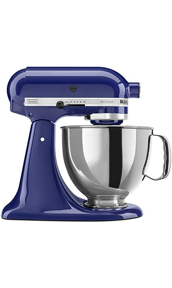 Kitchenaid Ksm150psbu Series 5 Qt Stand Mixer With Pouring Shield Cobalt Blue Best Price