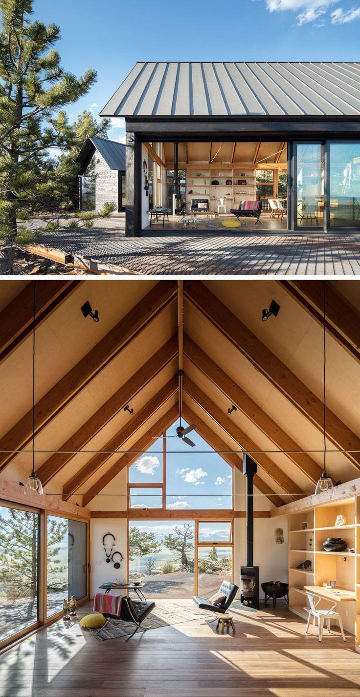Photo of Big Cabin   Little Cabin By Renée del Gaudio Architecture