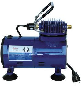 Paasche D500 1 8 H P Oilless Comp W Auto Shutoff Product Weight 7 85 Air Compressor Compressor Portable Air Compressor
