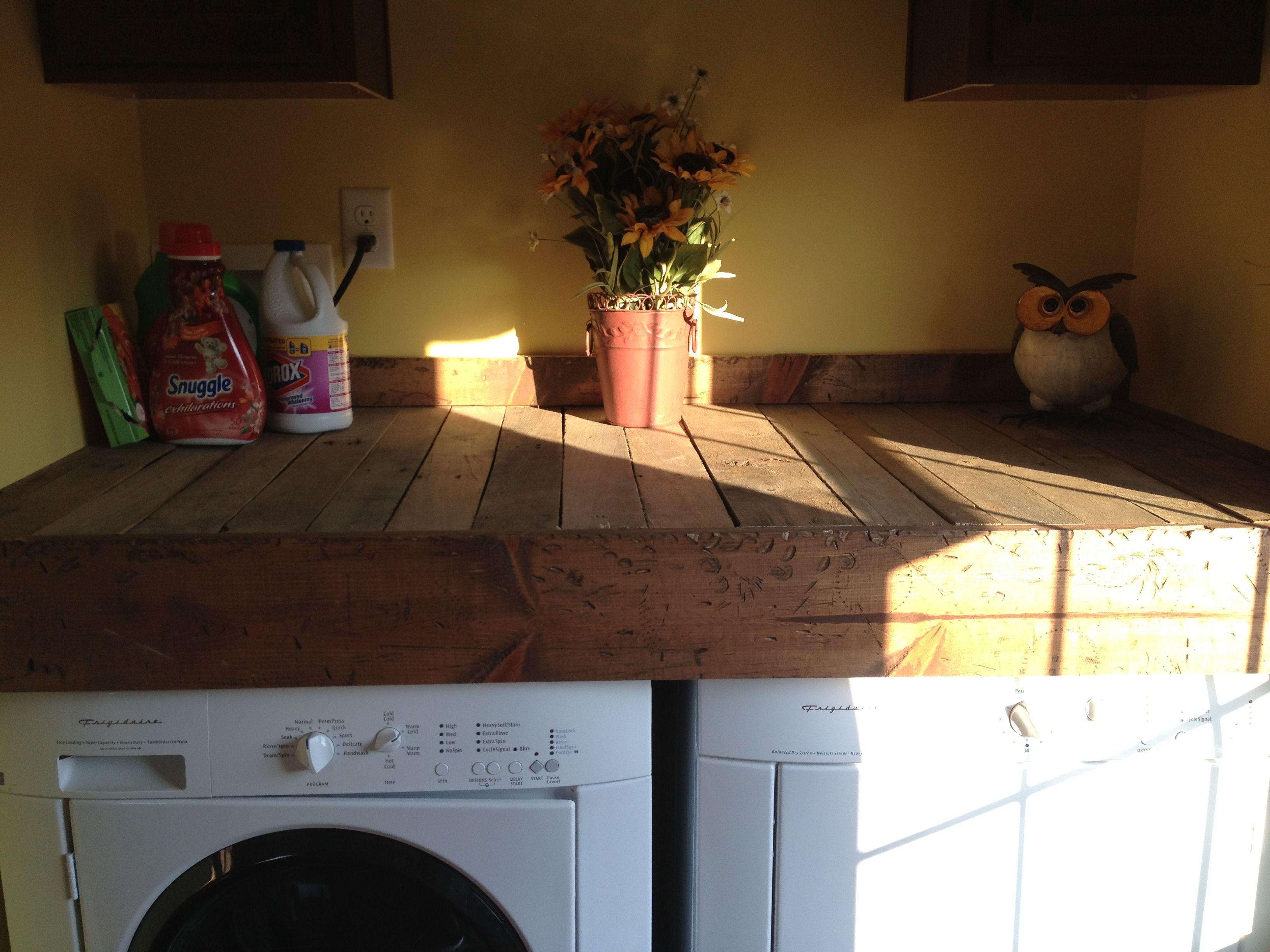Washer Dryer Shelf