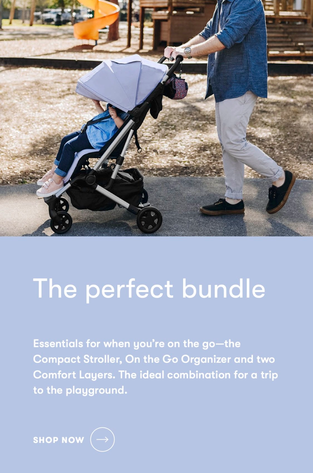The On the Go Bundle in 2020 Compact strollers, Stroller