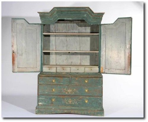Antique Scandinavian Painted Furniture | ... Chest 500x410 Gustavian Swedish  Scandinavian Country Painted Furniture - Antique Scandinavian Painted Furniture Chest 500x410