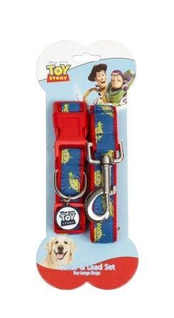 Disney Toy Story Collar Lead Set Pet Shop Online Disney Toys Toy Story Pet Accessories