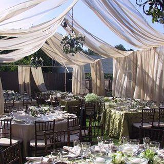 Instagram Image | Wedding backyard reception, Cheap ...