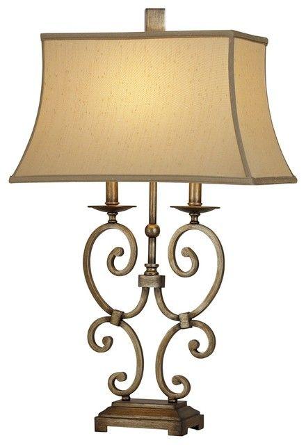 Raschella bronze scroll table lamp traditional table lamps for explore traditional table lamps and more aloadofball Gallery