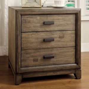 Displaying a natural wood design, this case good embodies an atmosphere of timeless style and comfort. Matching hardware paired with a stunning finish, perfectly completes the overall design.