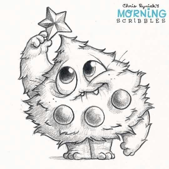Chris Ryniak Christmas Drawing Card Drawing Christmas